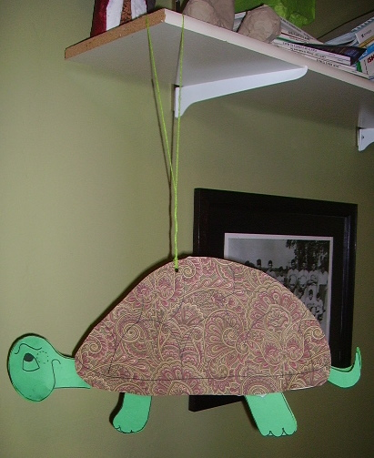A wire coat hanger project
