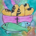 bread and fishes