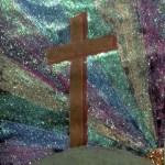 cross, rays, glitter2