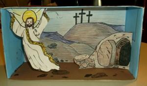 Resurrection diorama2