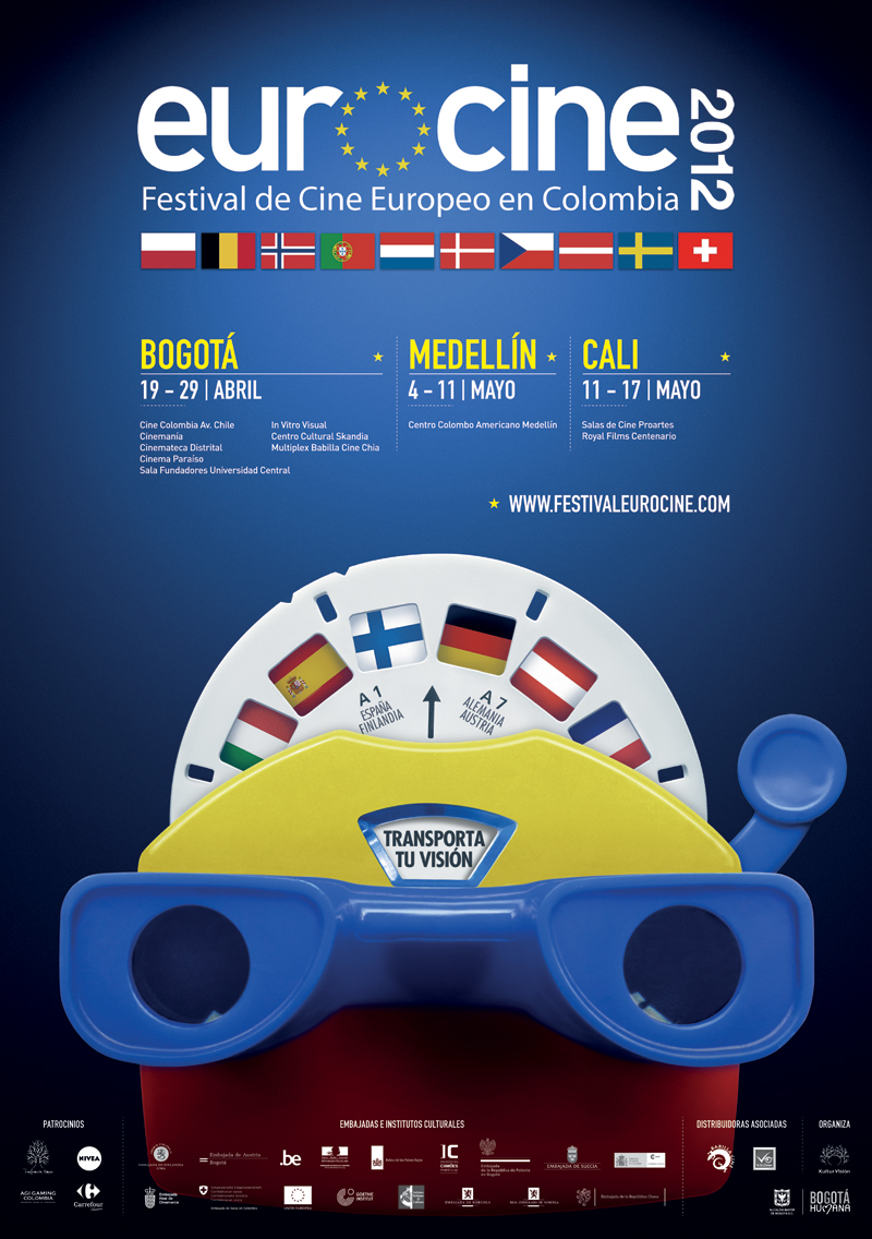 Poster EUROCINE 2012