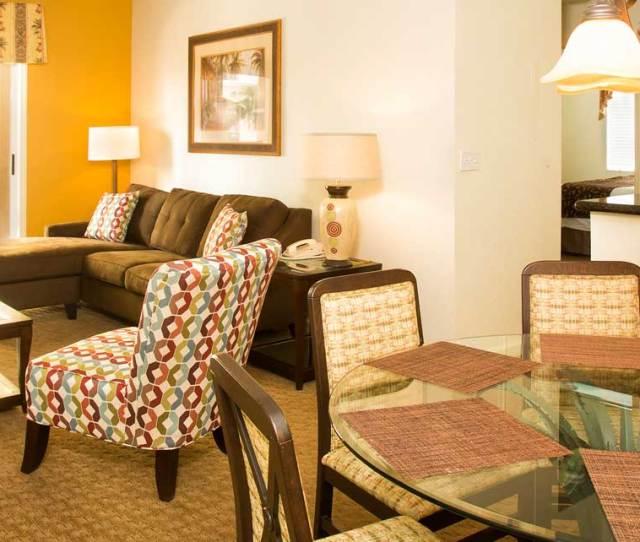 Interior View Of Our Orlando Hotel Suites