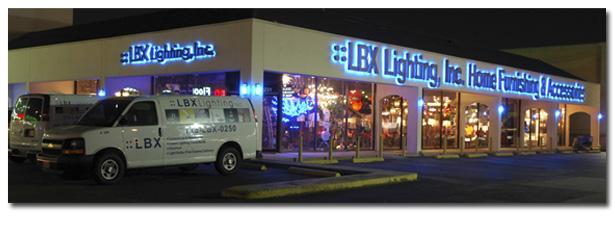 Lbx Lighting Houston