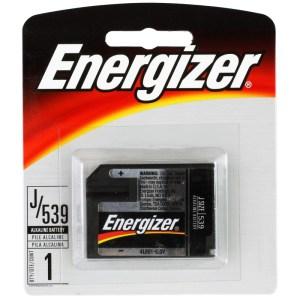 Energizer J size 539 Alkaline Battery