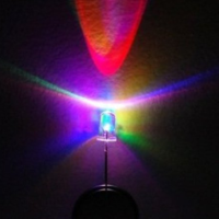 RGB Full Multi color Flashing LED Electronics 5mm