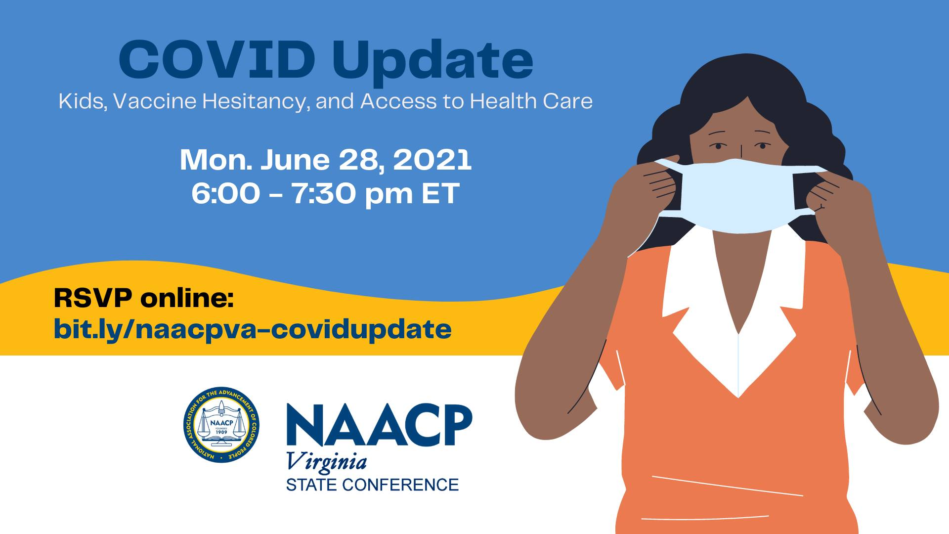 COVID-19 Update: Kids, Vaccine Hesitancy, and Access to Health Care via @joinlcac