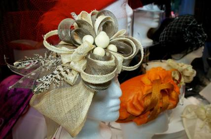 Hats Fascinators and Book Signing (4)