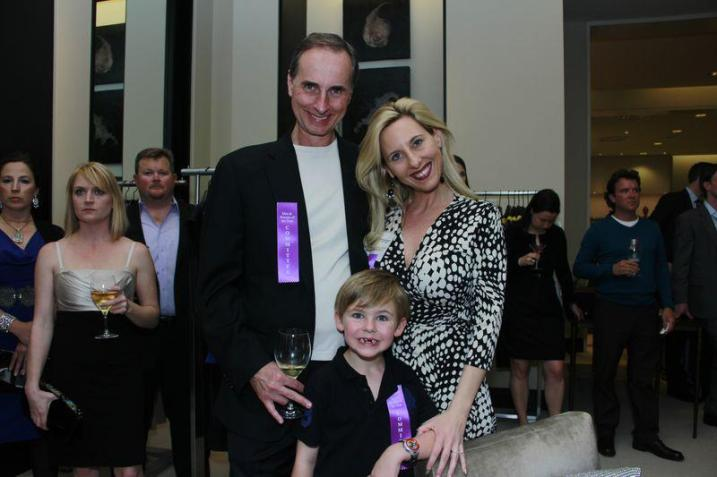 Harry, Tracy and Robby