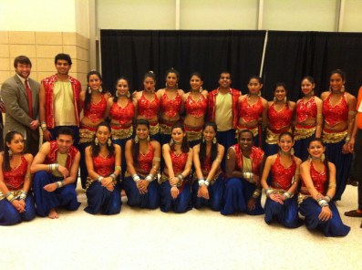 In The Rhythm - Bollywood Half-time Show (1)