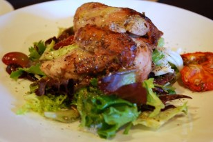 Game Hen Salad