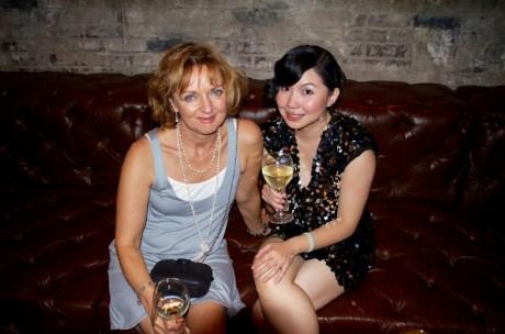 June B Xu and Swetlana
