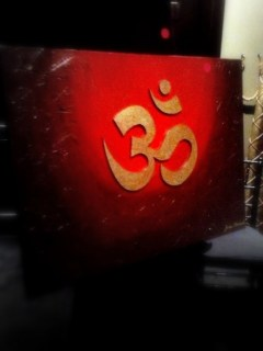 OM a 3D masterpiece by Sneha Merchant