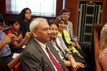 Sewa International Houston honored at City Hall (5)