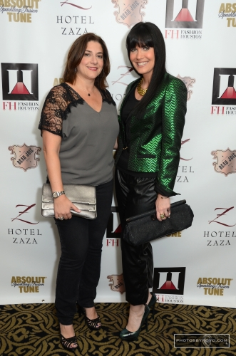 Lisa Gochman and Tiffany Halik