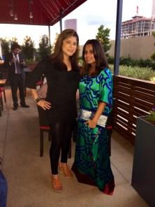Marcy de Luna and Ruchi Mukherjee