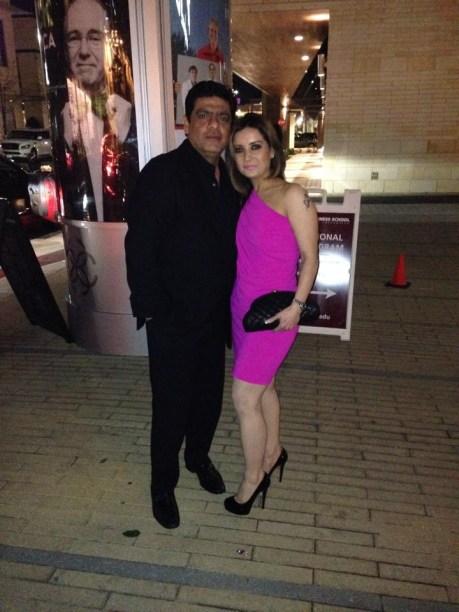 Shabbar and Shefali Tejani