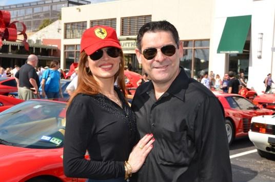 Carlos and Karina Barbieri © Roswitha Vogler