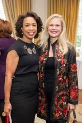 Gina Gaston, Amy Pierce