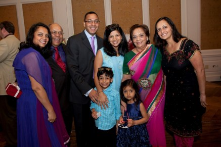 Krishnamurthy family