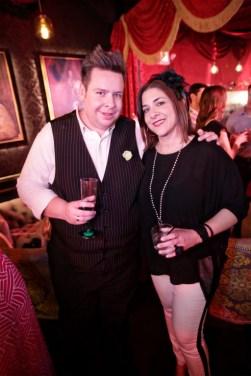 Chris Beverly, Lisa Gochman