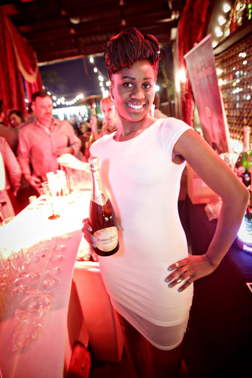 Perrier Jouet_Champagne Girl