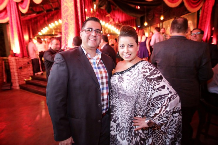 Roland Maldonado MD & Erica Gonzales