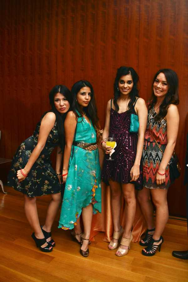Party Goers at Spotlight Asia