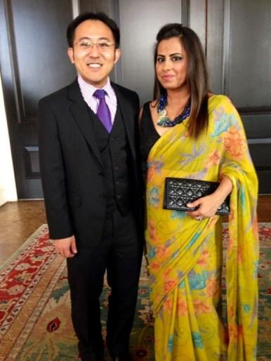 Jonathan Sugai and Ruchi Mukherjee