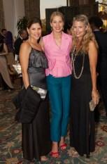 Estella Cockrell, Christine Morenz, Katherine Houston