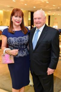 Barbara Van Postman and Joe Amberson