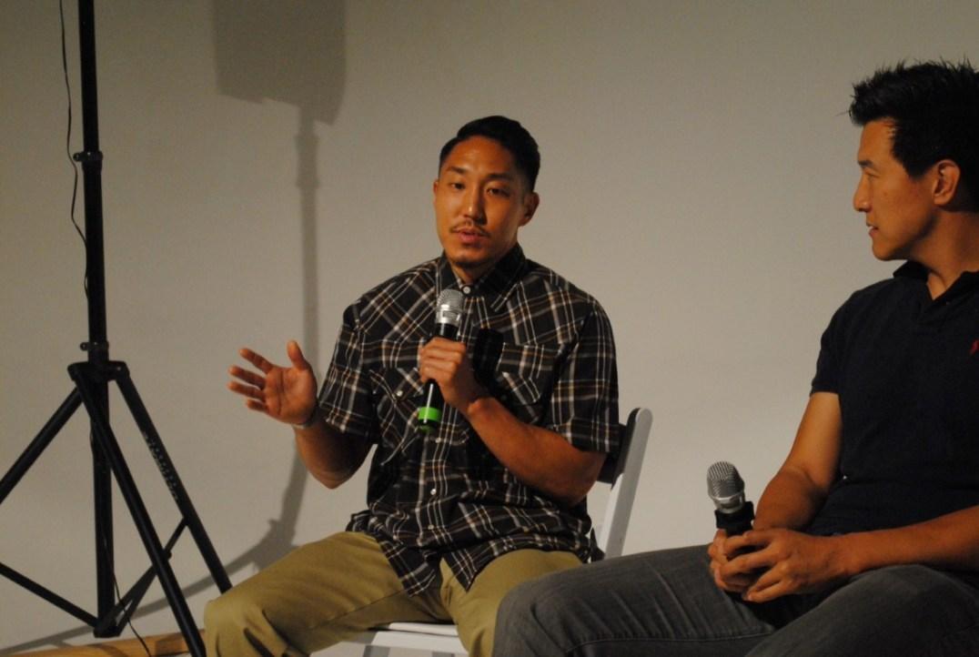 Tadashi Nakamura and Brian Yang 2