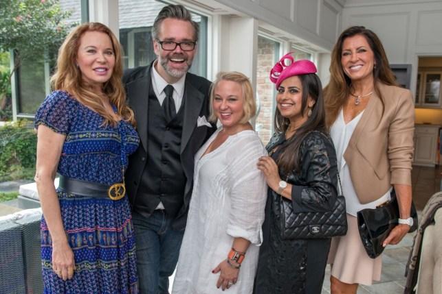 Cindi Rose, Michael Pearce, Kristine Mills, Ruchi Mukherjee, and Caroline