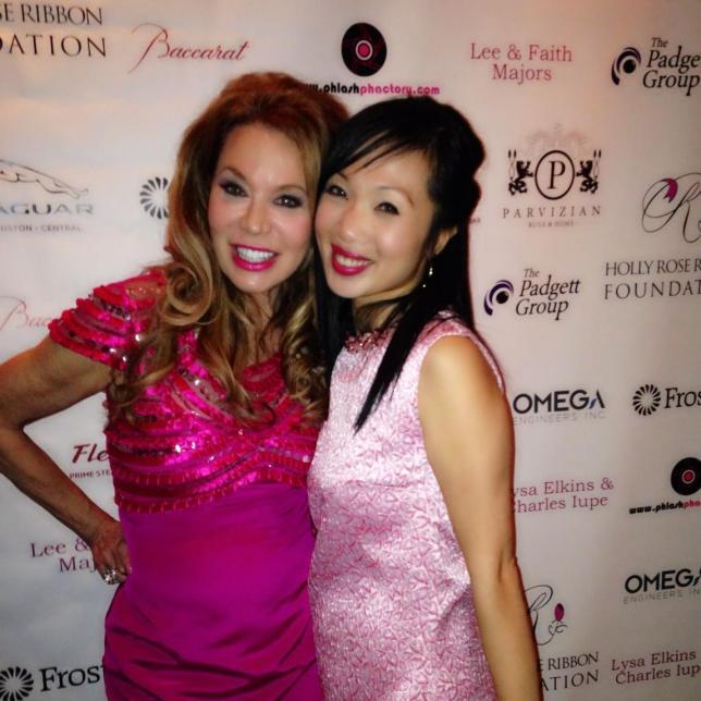 Cindi Rose and Connie Kwan Wong
