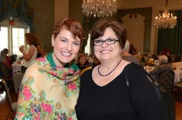 Katie Kalenda and Debbie Costello