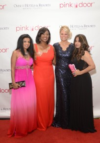 Farida Abjani, Sharron Melton, Cortney Cole Hall and Ruchi Mukherjee
