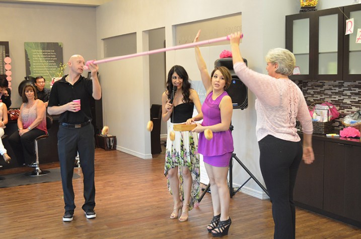 Pretty In Pink At Josephine's Day Spa and Salon (11)