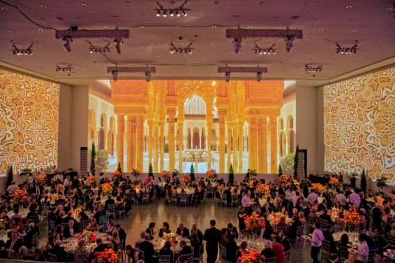 2015 Arts of the Islamic World Gala; Photo by Wilson Parish