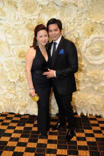 Tammy Tran and Wayne Nguyen