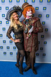 Tracy Faulkner and The Mad Hatter