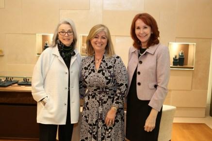 Elizabeth Kidd, Gisela Cherches, and Judy Howell