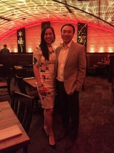 Nancy Dang and Si Dang