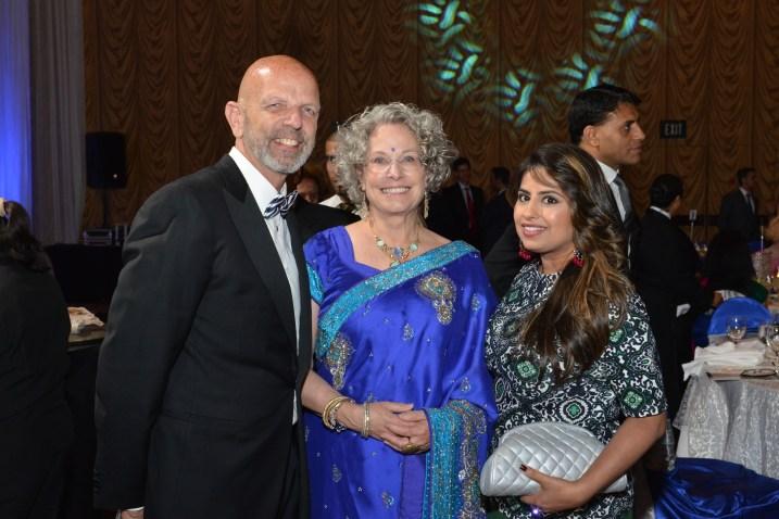 Clifford Pugh, Lillie Robertson, Ruchi Mukherjee
