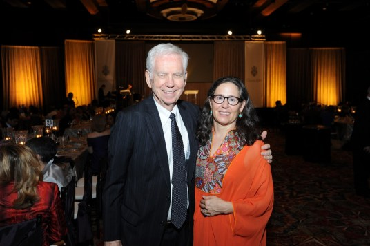 Charles Foster and Diana Untermeyer