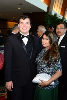William Kennerly and Ruchi Mukherjee