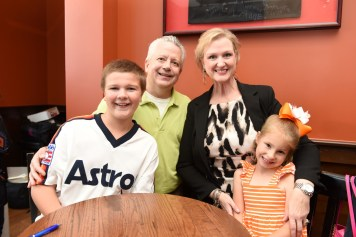 Doug and Kathy Wright, Parker and Reagan