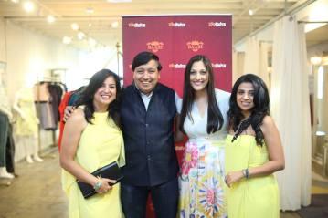 Geeta Anand, Rick Pal, Sippi Khurana, Farida Abjani