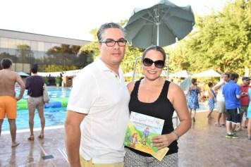 Carolina and Alejandro Ayala