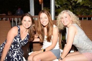 Julie Lyons, Julie McNally, Jessica Alaine