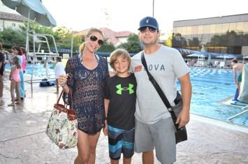 Megan Sutton Reed, Brady Reed, Chris Reed