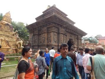 Duga Puja in Kolkata India (3)